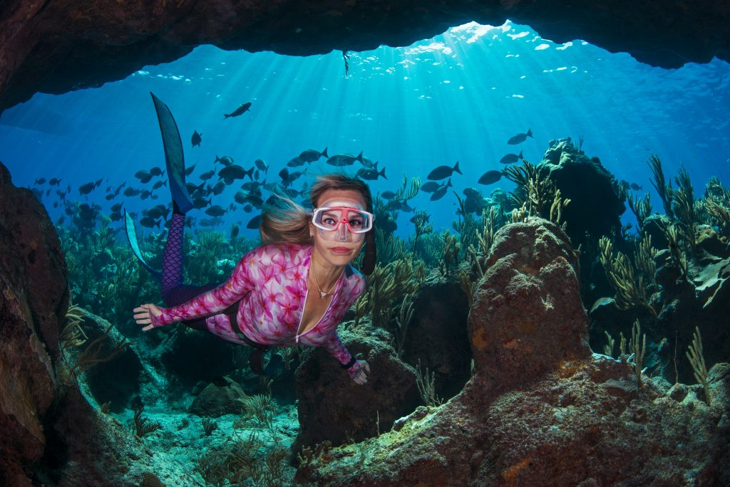 Freediving Beth
