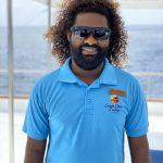 Munko dive team leader Carpe Diem Maldives