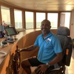 Captain Shareef of the Carpe Novo Maldives