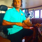 Captain of Carpe Vita Maldives